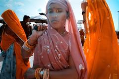 three women (nandadevieast) Tags: travel woman india colors women fair haridwar hardwar uttarakhand anuragagnihotri nandadevieast