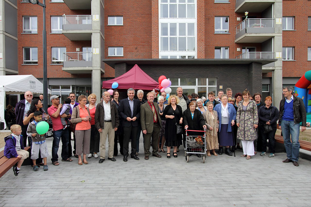 Inhuldiging Vriesenhof - 28 mei 2011