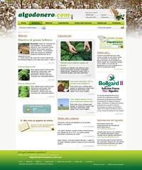 Algodonero Monsanto - Portal (mos_k) Tags: web webdesign diseño multimedia ilustracion logotipo diseñográfico monsanto interfaz inernet algodonero adiseño kinetico diseñomexicano abargon luisreyesaceves preimoquorum lulacom atomointeractive