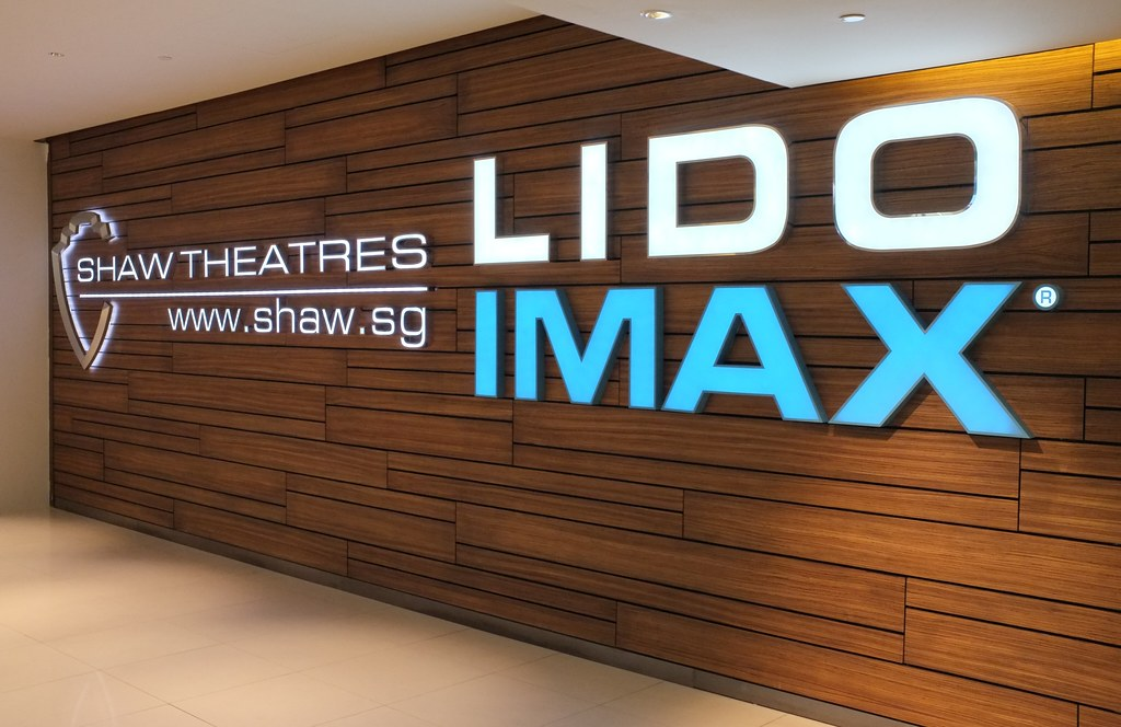 Shaw Theatres - Lido IMAX