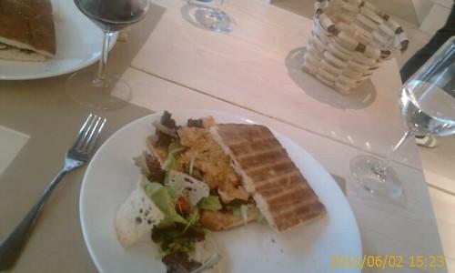 Sanwich de Pollo by LaVisitaComunicacion