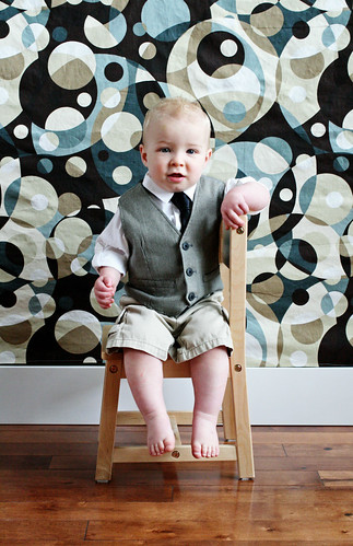 Portraits of a Future Ring Bearer
