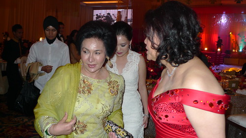 Image result for kee hua chee+rosmah