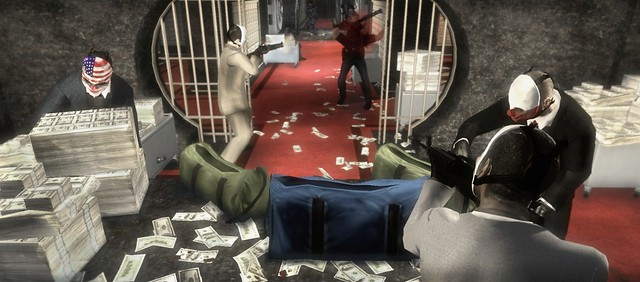 PAYDAY: The Heist - In the vault