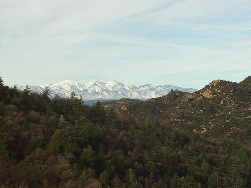 Mount Baldy Upclose