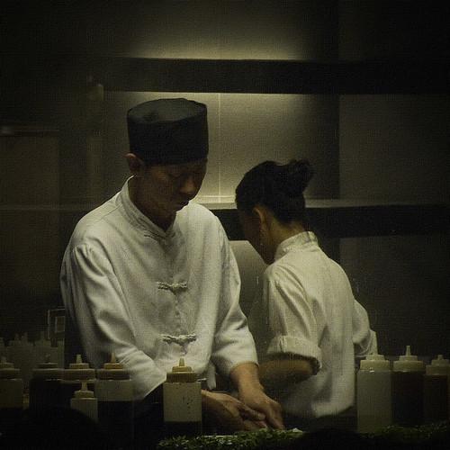 la xina restaurant by vdorse