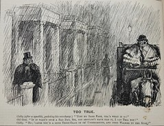 Too True! -  Punch 1873 (AndyBrii) Tags: punch 1873 wit satire woodcuts engravings