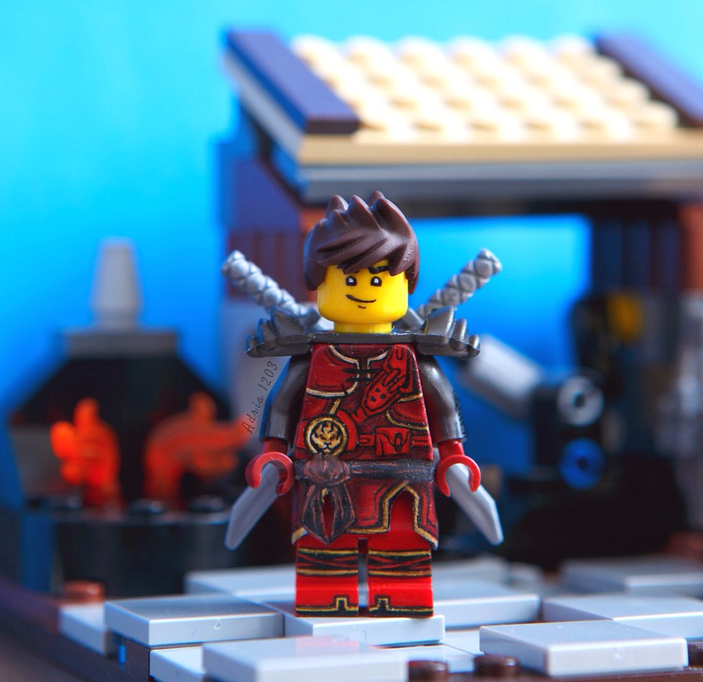 The world 39 s best photos of legocustom and ninjago flickr - Ninjago lego kai ...