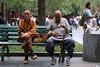 Dos monjes (pacientt) Tags: templo beijing calma retrato enfado