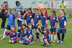 Our Team! (Vegan Butterfly) Tags: soccer u8 football sports children kids cute adorable fun outside outdoor exercise teams play playing game homeschool homeschooling