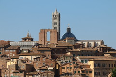 Siena skyline (ferrosette) Tags: siena tetti skyline duomo facciatone panorama landscape