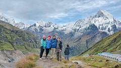 Nepal, Annapurna 2016 DSC05512 Date (Month DD, YYYY)-Edit_HDR.jpg (Rayne Chew) Tags: view massifs nature himalaya camp beauty 2016 base kampung annappurna nepal trekking ridge green remote peak mountains valley
