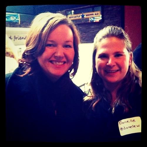 Twestival Calgary @danellew @kimpagegluckie #yyc #yyctwestival