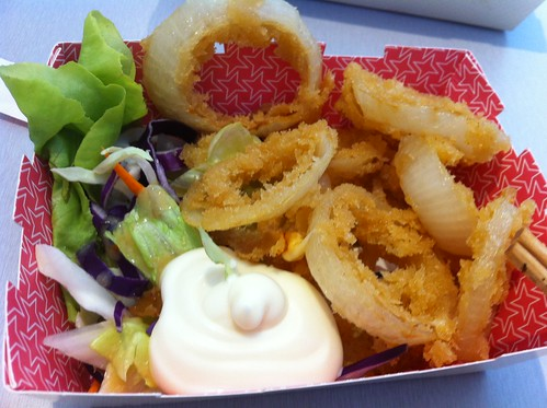 Ikusushi Panko Onion Rings