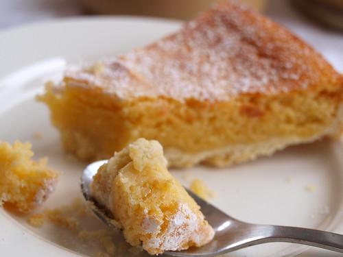 Mandel-Zitronen-Tarte
