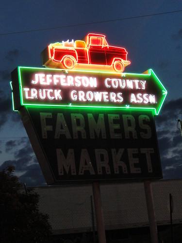 Farmer's Market, Birmingham AL