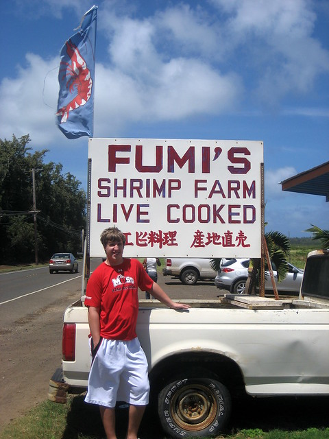 Fumi's Shrimp