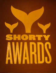 Shorty Awards 2011 [Logo]