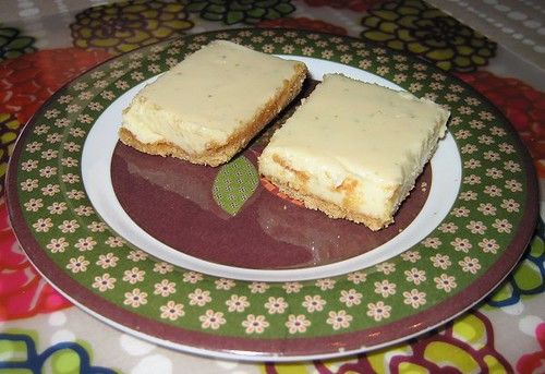 Lemon-Lime Squares. Recipe Adapted from Cook's Illustrated.