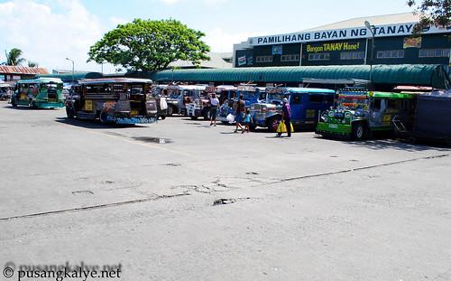Tanay Public Market