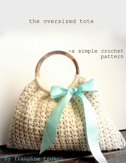 Crochet Pattern Central Bags : CROCHET TOTE PATTERNS ? CROCHET PATTERNS