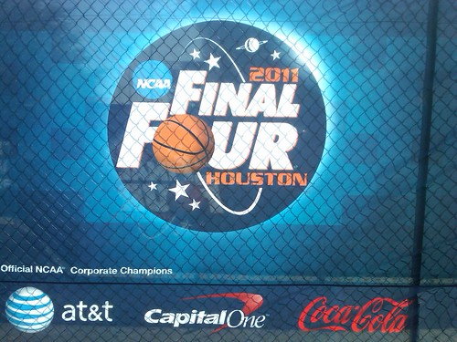 Final Four Wrapping
