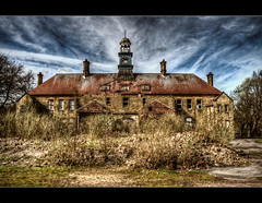 Last (raw.tism) Tags: uk abandoned hospital asylum derelict hdr admin wasteland mental rawtism