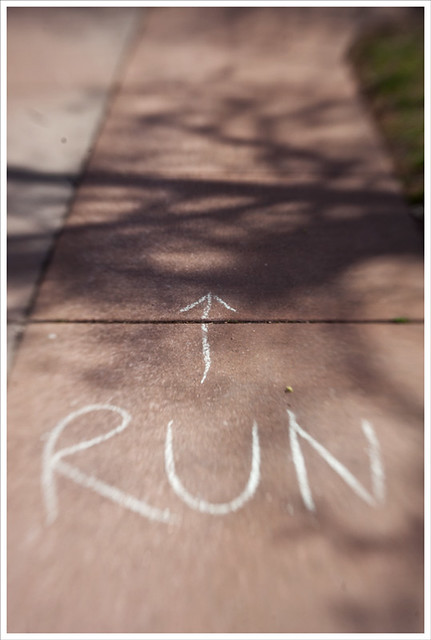 Run - Tower Grove Park