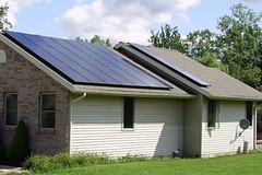 Boston, NY residential solar installation