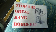Stop the Great Bank Robbery