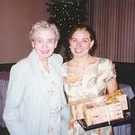 1998 recipient, Darcy Sanderson -