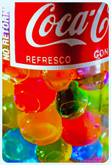 Refresco (Explored!) (olydemon) Tags: mexico coke popart slider cocacola macromondays silderssunday