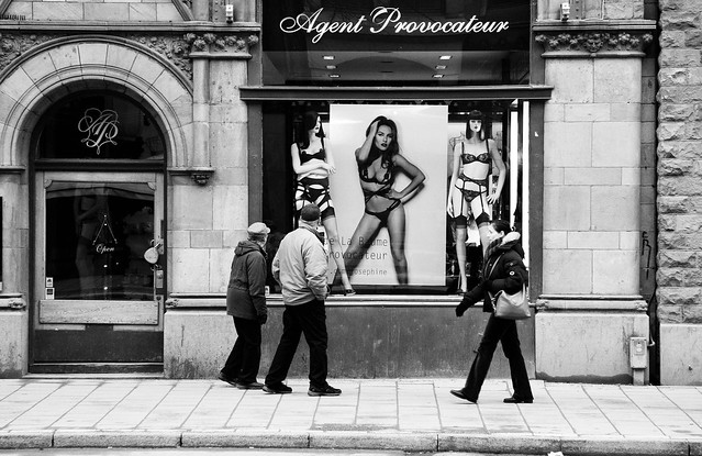 Agent Provocateur, par Franck Vervial