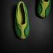 Felt slippers, Curvas