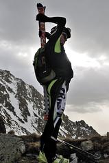 _DSC3963 (sr.u) Tags: barcelona ski race backcountry catalunya montaa aran touring pyrenees muntanya coll pirineo uec cursa 2011 aiguestortes xemeneies bassiero aneu
