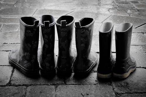 108:365 Rain boots