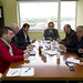 Javier Fernández señala la industria agroalimentaria como sector prioritario