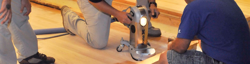 Hardwood Floors Restoration