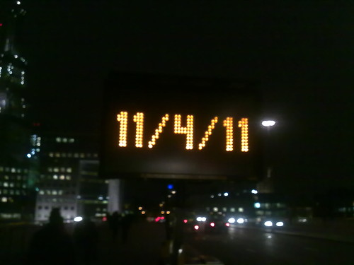 11/4/11 by LoopZilla