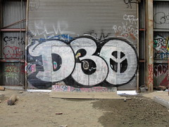 D30 by WYSE (Same $hit Different Day) Tags: graffiti bay east d30 vizie wyse