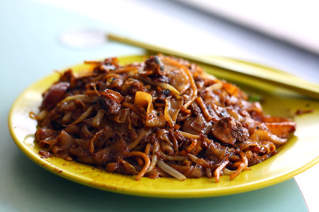 Eunos Crescent Food Centre: Fried Kway Teow