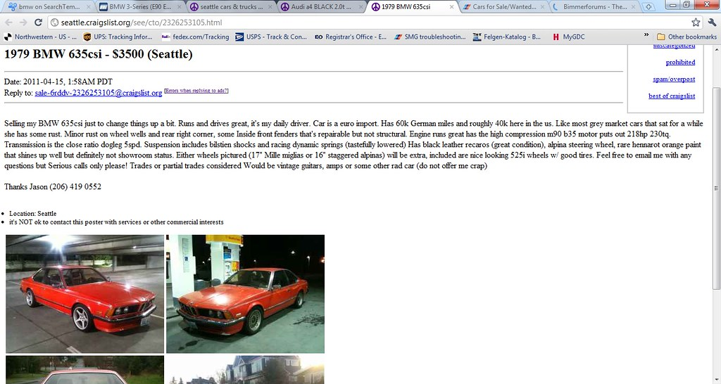 Official Craigslist Thread Luls Deals F Reals Page 2