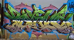 Being (Hear45) Tags: streetart minnesota graffiti being minneapolis urbanart mpls spraypaint mn aerosolart graffitiart 612 rnb myb