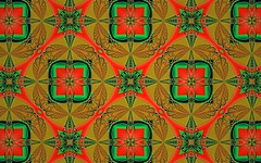 Green and Gold 2 (CharmaineZoe's Marvelous Melange) Tags: abstract color colour art geometric modern digital circle design colorful pattern panel bright abstractart vibrant computergenerated digitalart vivid kaleidoscope mandala creation fantasy mirrored fractal trippy complex mathematical multicolor jazzy mandelbrot repeat kaleidoscopic patterned tiled repeating psychedlic manipulate polychrome polychromatic fractalart conemporary complexpattern photoechoes charmainezoe kaleidoscopekreations
