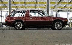 AMC Pacer Wagon 1979 (XBXG) Tags: auto old usa classic netherlands car station vintage wagon us automobile estate nederland voiture american amc 1979 paysbas pacer ancienne vijfhuizen amcpacer americanmotors amricaine stationcar stationwagen sidecode4 jd21td