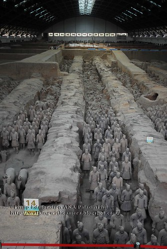 Pit 1 Terracotta Army by PaladinPhil