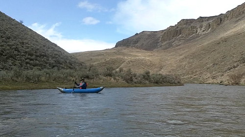 Trever on the Powder River