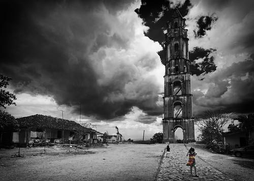 Babel Iznaga.......Trinidad Cuba by Rey Cuba