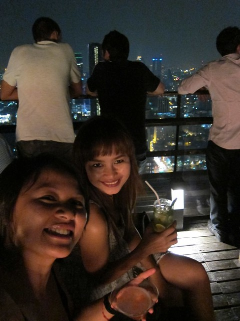 Rooftop of Vertigo Bar