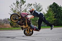 StuntRider 9 (IndyRPM) Tags: bike lafayette andrew motorcycle yamaha brakes morris burnout rider stunt wheelie stoppie 4star r6 revered galfer